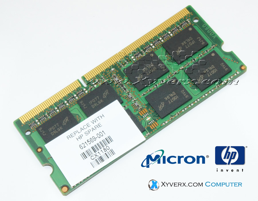 How to add ram to an hp laptop